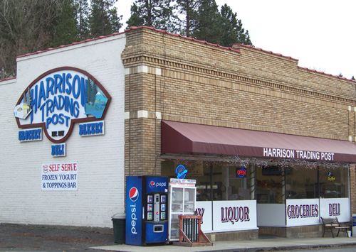 Harrison Trading Post, Harrison ID
