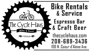 The Cycle Haus, Harrison Idaho formerly Pedal Pushers